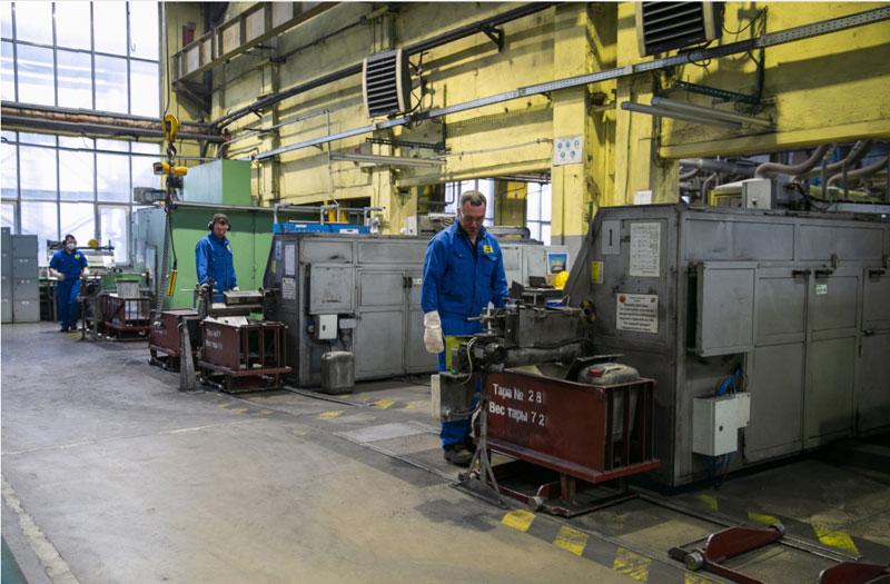 Котельничский ЗСМ расширяет производство сварочной проволоки