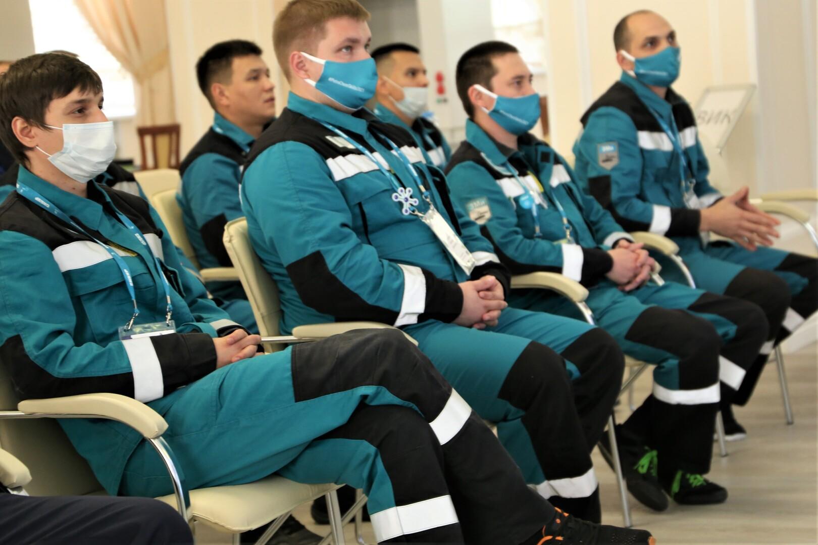Томск принимает II Открытый отраслевой чемпионат PetroChemSkills-2021