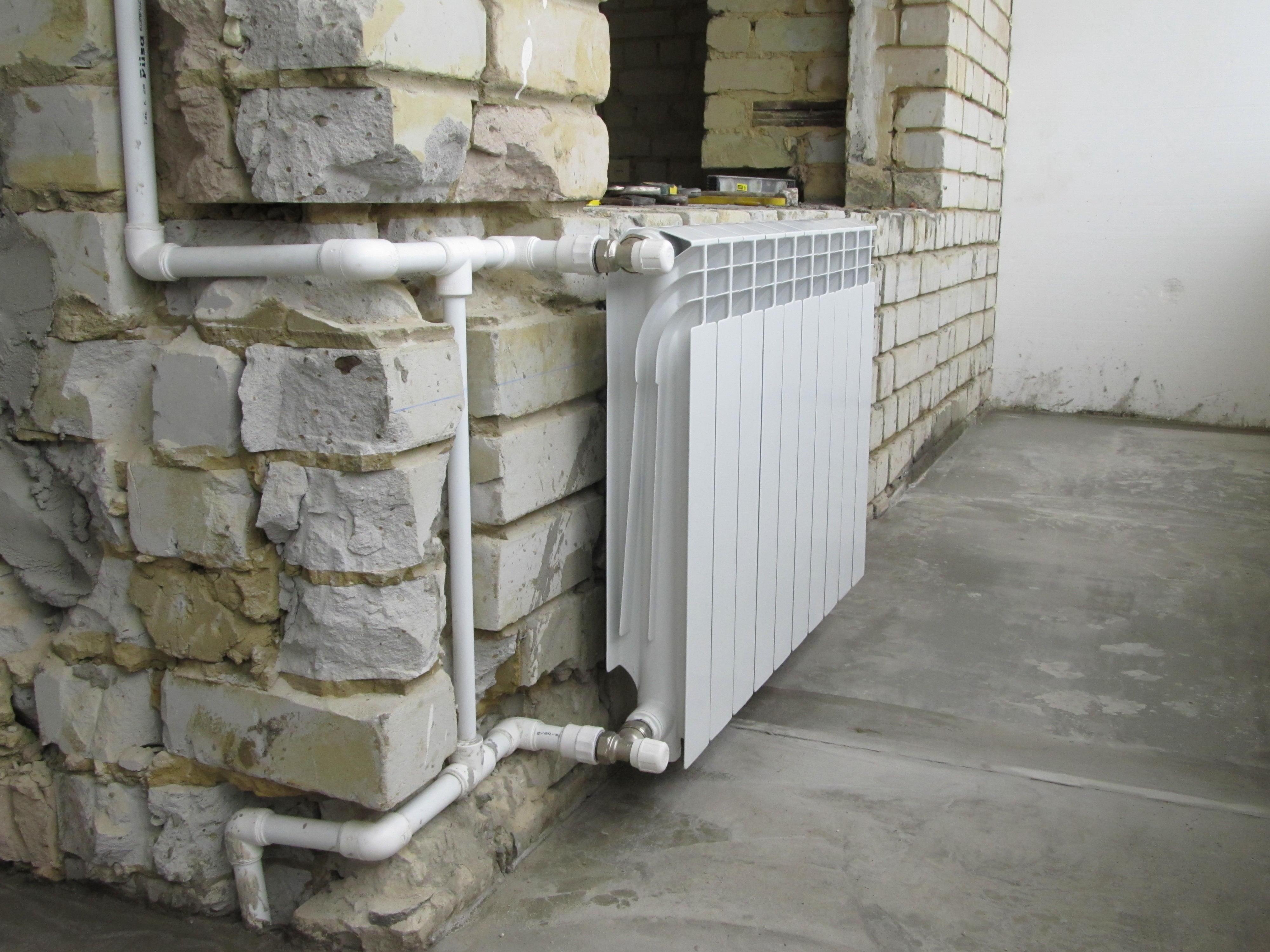 Перенос батареи на лоджию: батарея на балконе разрешение, ка.