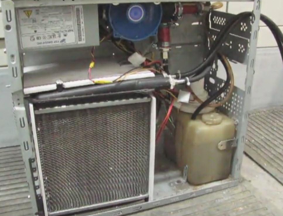 Охлаждение горелки - Страница 10 - Аргонодуговая сварка - TIG - Форум сварщиков Вебсварка
