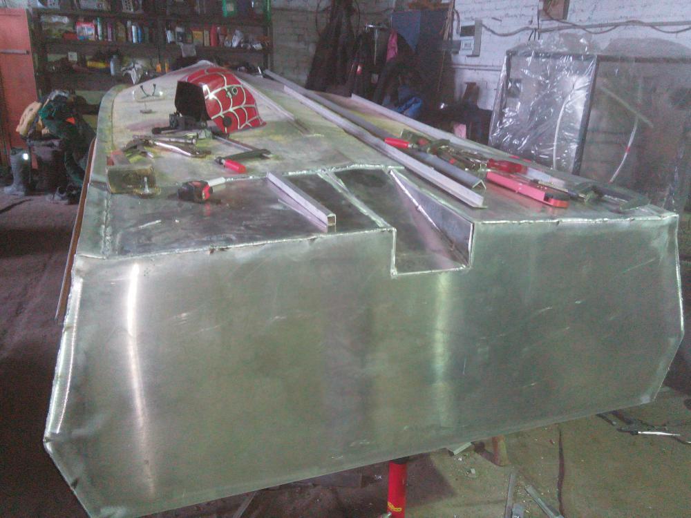 лодки из алюминия в крыму