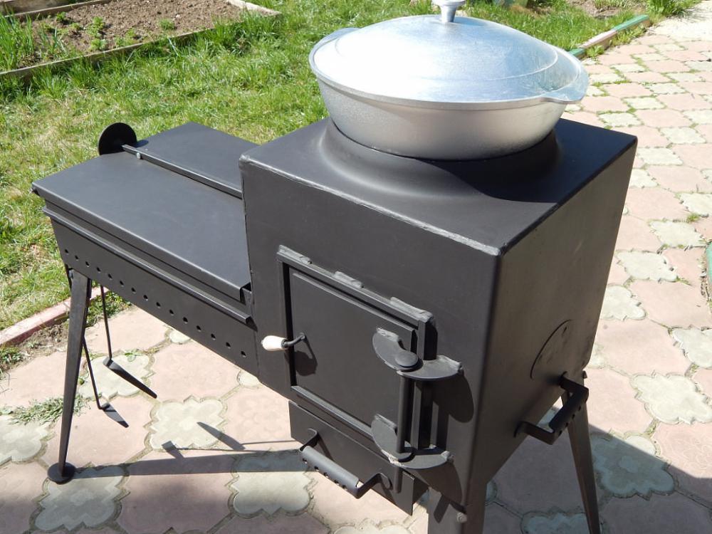 Как сделать барбекю мангал