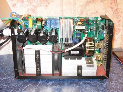 Сварочный инвертор ресанта 220 ремонт своими руками
