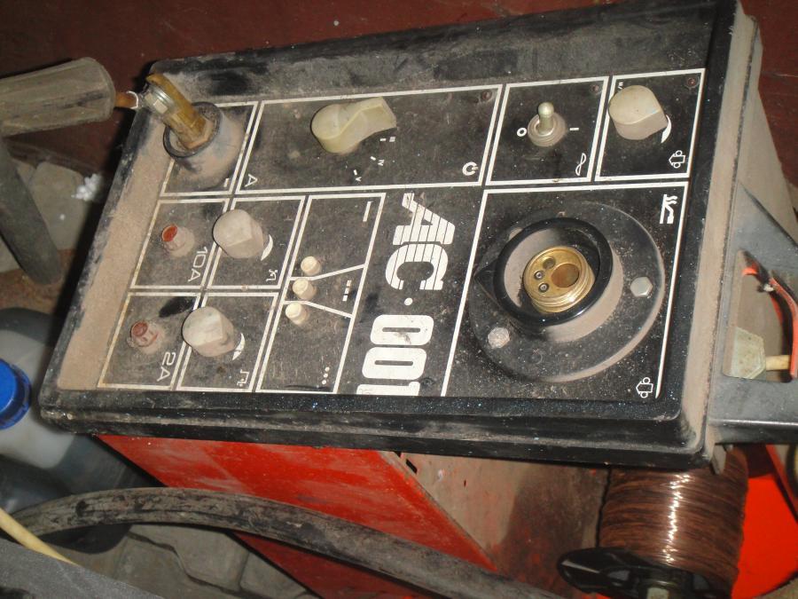 сварочный полуавтомат ас-001 инструкция