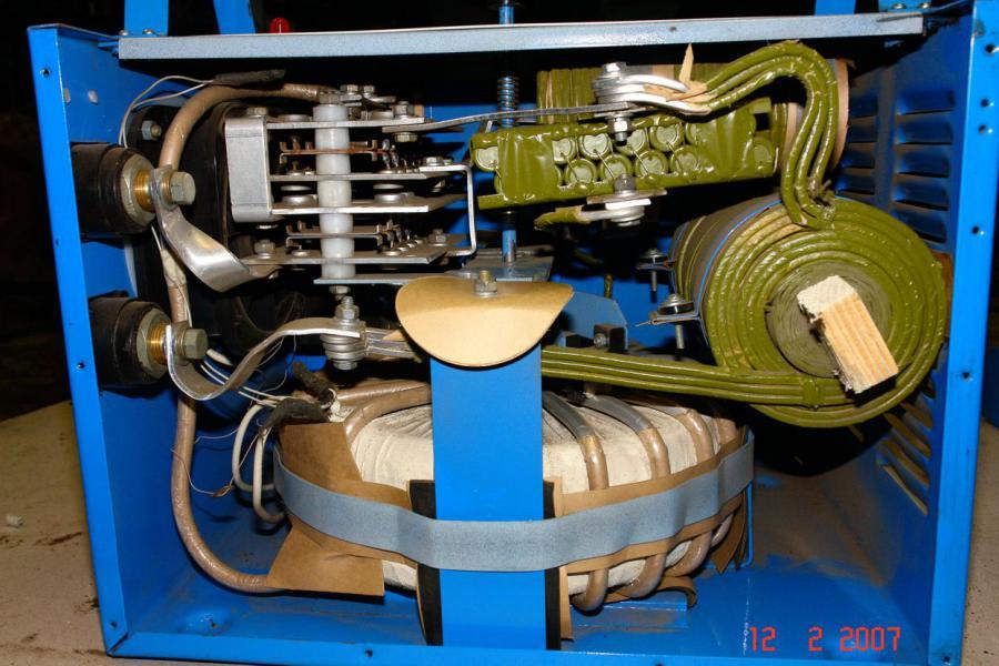 схема аппарата дуга 318 м1