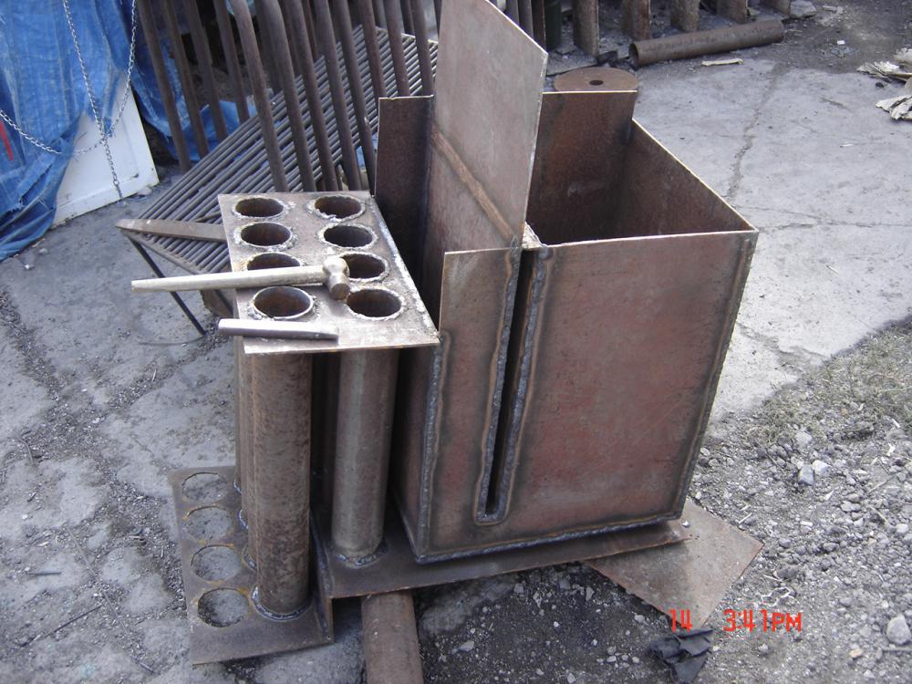 Котел дрова уголь своими руками 128