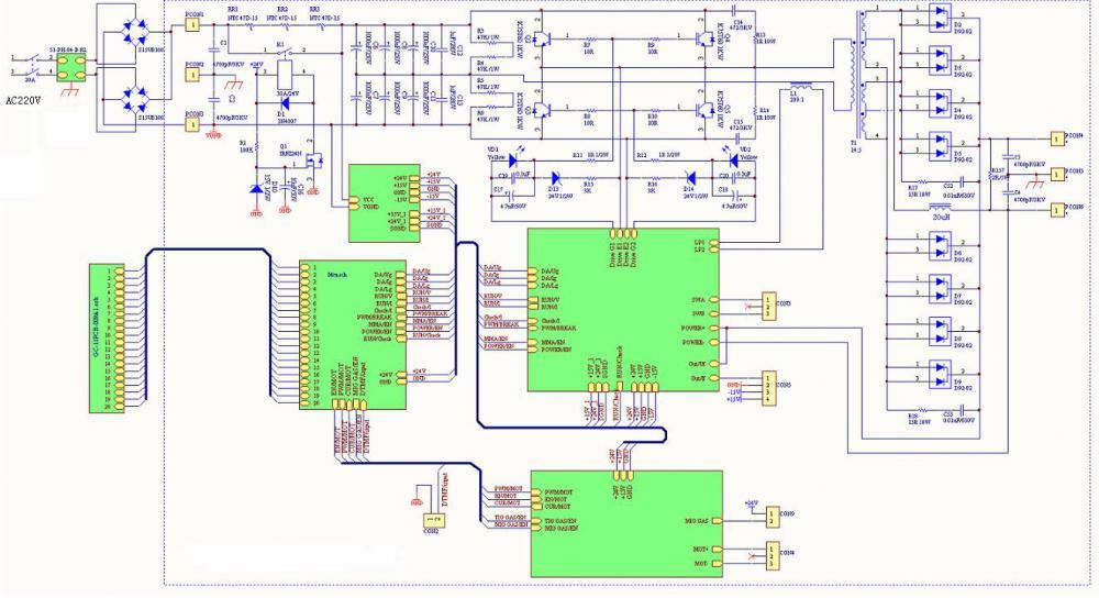 Схема сварочного инвертора fubag in 170 ремонт